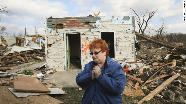 Tornadoes take deadly toll