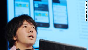 Japan's 'Zuckerberg' inspires entrepreneurs