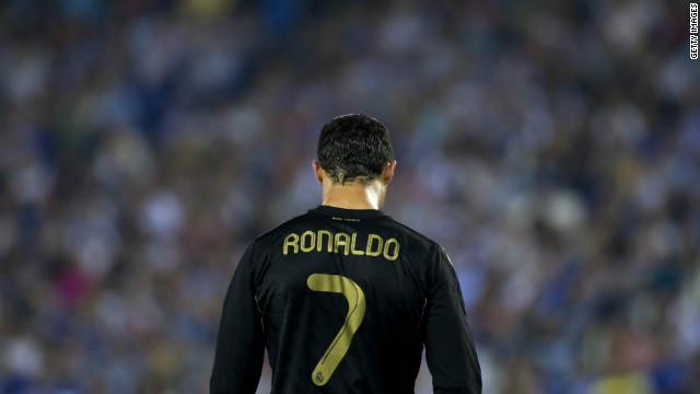 ¿Por qué está triste Cristiano Ronaldo?