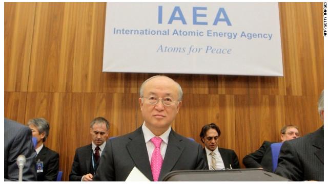 Es imposible asegurar que el programa nuclear de Irán es pacífico, dice la AIEA