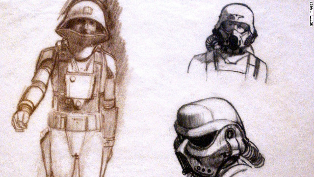 Fans remember 'Star Wars' artist Ralph McQuarrie