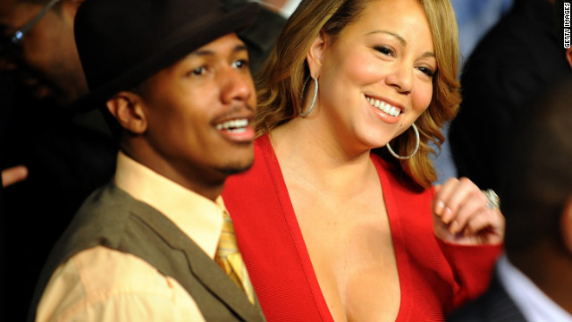At 32, Nick Cannon is a decade younger than Mariah Carey. The pair wed in 2008.