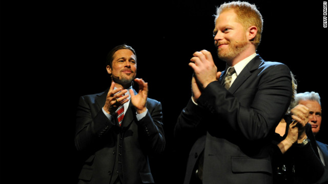 Stars talk marriage equality at Prop 8 play