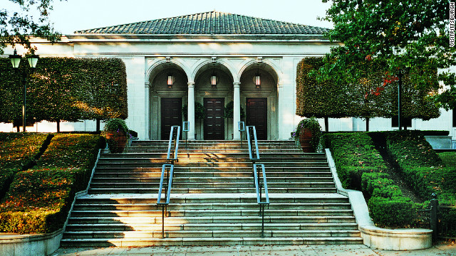 In Pittsburgh, the Frick Art and Historical Center offers a fine collection highlighting the city's Gilded Age. Ron Paul was born in Green Tree, a suburb of Pittsburgh.