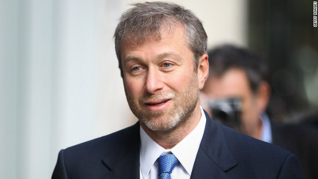 Chelsea owner Roman Abramovic was widely criticized for his decision to sack manager Andre Villas-Boas.