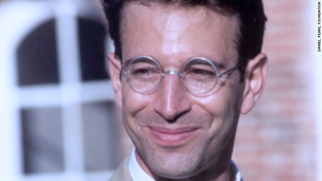 Pakistan arrest in Daniel Pearl's slaying
