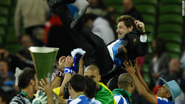 <br/>Andre Villas-Boas rose to prominence as the coach of Porto's all-conquering team last season. He guided his team to a league, domestic cup and Europa League treble, drawing comparisons with the club's former coach and current Real Madrid boss Jose Mourinho.