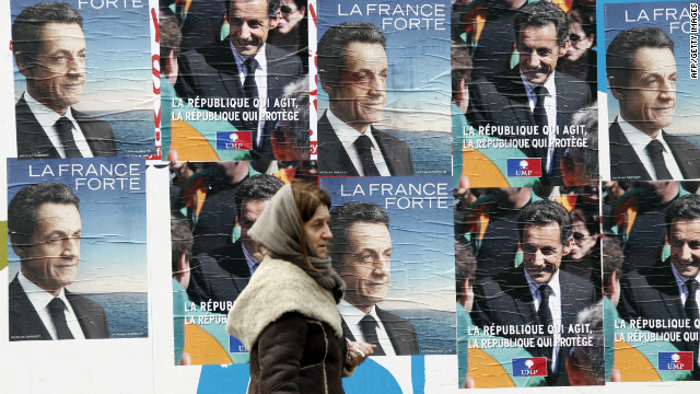 Hay demasiados inmigrantes en Francia, según Sarkozy
