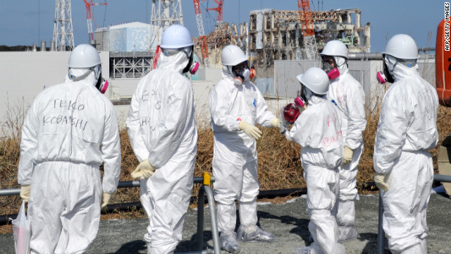 Fukushima, one year later