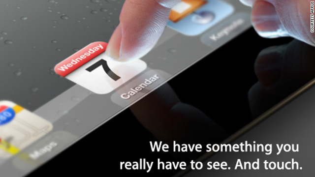 This event invite from Apple has prompted speculation and rumors, as most Apple invitations do. 