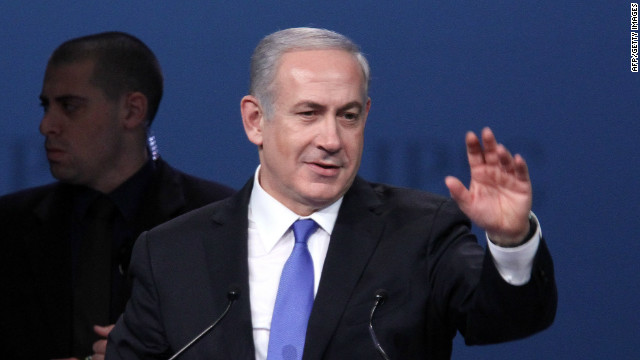 Netanyahu, king of Israel?