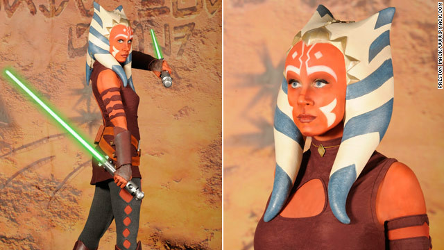 Rule 34 Ahsoka Tano http://geekout.blogs.cnn.com/2012/03/06/jedi-trappings-complete-the-fan/