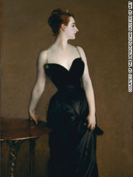 Later works in the collection include John Singer Sargent's masterwork, &quot;Madame Pierre Gautreau.&quot;