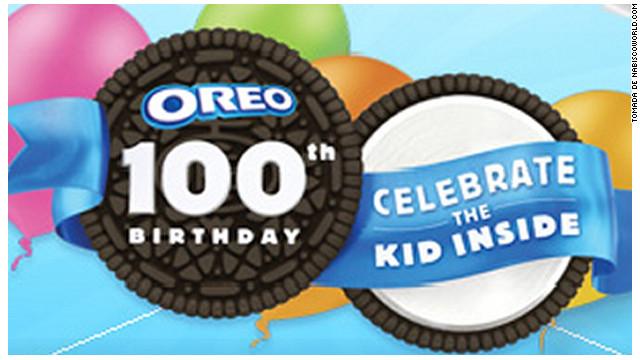 La galleta Oreo cumple 100 años