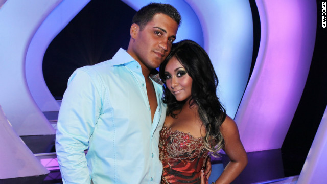 It'll be a boy for Snooki and Jionni