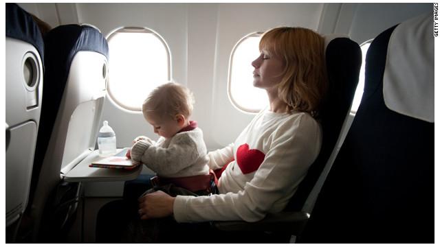 Viajar con un bebé en primera clase ¿es justo para los demás viajeros?