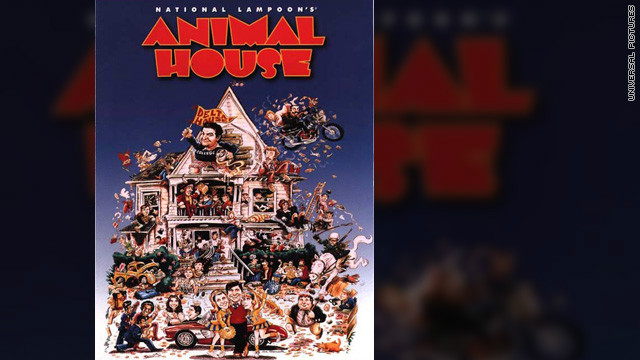 Barenaked Ladies to score &#039;Animal House&#039; musical