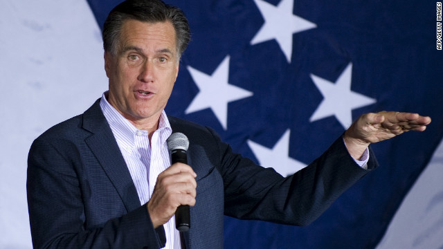 Republican candidate Mitt Romney speaks French, but it's one of the last things you'll hear him talk about on the campaign trail.