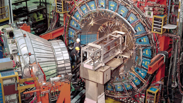 Scientists getting clearer picture of 'God particle'