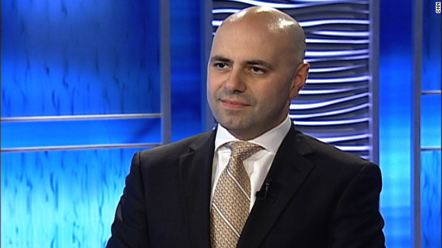 Ghassan Hasbani, CEO for International Operations tells CNN how Saudi Telecom is looking to boost presence and growth.