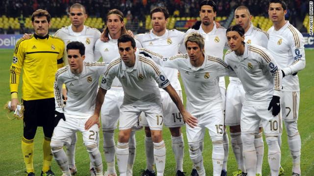 Real Madrid, 110 años de leyenda futbolística