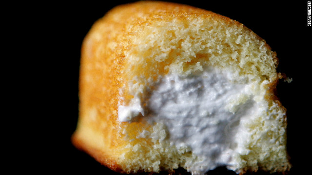 You're this much closer to getting your Twinkies fix