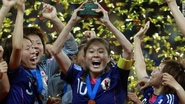 Homare Sawa, la estrella del fútbol japonés que inspira a una nación
