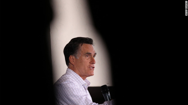 Poll: Romney the frontrunner in 2016?