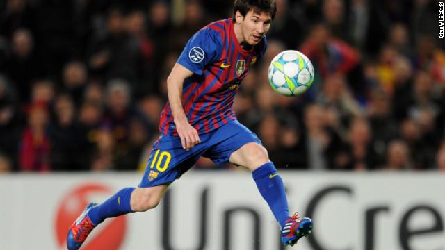"Lionel Messi ganó 52 millones de dólares en 2011, según ""France Football"""