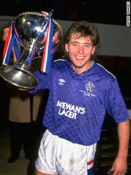 McCoist is a club legend, having spent 15 years at Rangers as a player. He won 10 league titles, one Scottish Cup and nine Scottish League Cup crowns. He scored 250 goals for the club and twice won the European Golden Boot. He is enduring a turbulent first season as coach.