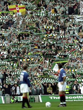 The Scottish league's biggest draw is the &quot;Old Firm&quot; rivalry between Rangers and Glasgow neighbors Celtic. The games are fiercely contested and transcend the usual footballing boundaries given Rangers' Protestant heritage and Celtic's Catholic backing.