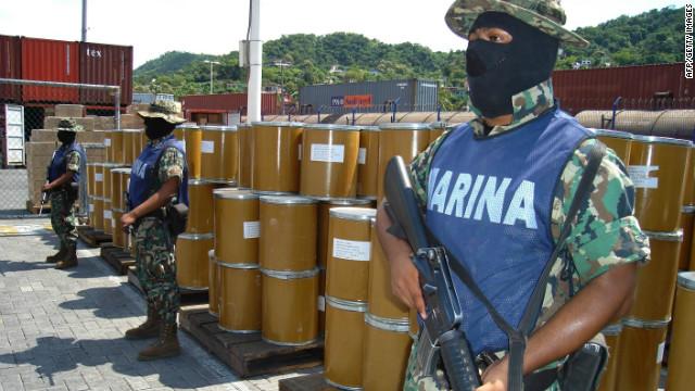 El narcotráfico aumenta en México pese a esfuerzos del gobierno, advierte EE.UU.