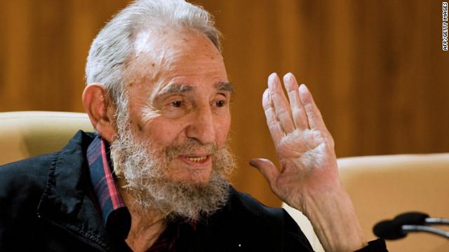 """Fidel Castro pidió una """"modesta y simple"""" reunión con Benedicto XVI"""