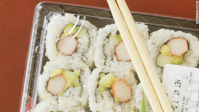 Box lunch: The history of California rolls and food forests