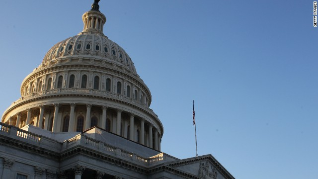 The Senate passed legislation on Thursday extending the federal government's ability to borrow new money through mid-May.