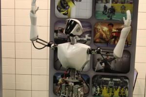 "El robot ""marinero"" CHARLI-L1"