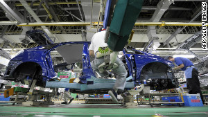 Rebuilding auto industry's 'brain' supplier