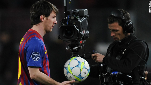 Lionel Messi made history on Wednesday by becoming the first player to score five goals in a European Champions League match as Barcelona thrashed Bayer Leverkusen 7-1. The Argentine was previously one of a select few to have grabbed four goals in the modern format of Europe's premier club competition.