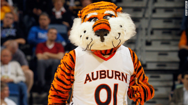 Auburn University says it has reported point-shaving allegations to the NCAA, FBI and Southeastern Conference.