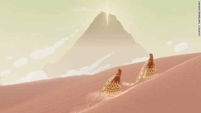 'Journey' and the rewards of contemplative gaming