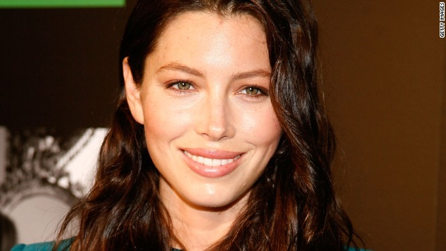 "Jessica Biel has forged a reputation of going out with little to no makeup. She told People, ""There's a vulnerability to being photographed without having your eyes defined or your eyebrows filled in, but I don't wear a lot of makeup in my personal life. I find that men, in my past, have preferred me without it. They always said, 'No, take that off.' """