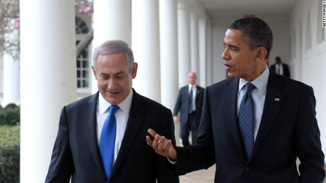 Aaron Miller says Obama and Netanyahu have a tense relationship but will need each other's cooperation in the coming years.