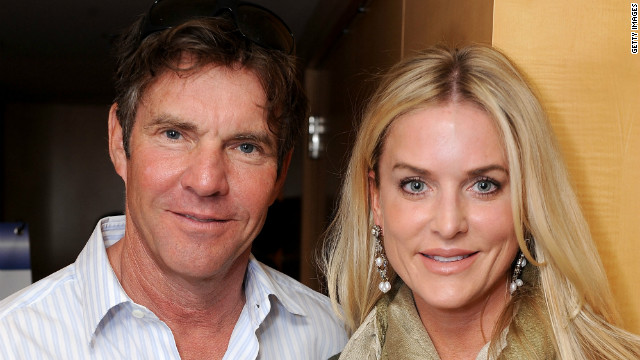 Dennis Quaid&#039;s wife files for divorce