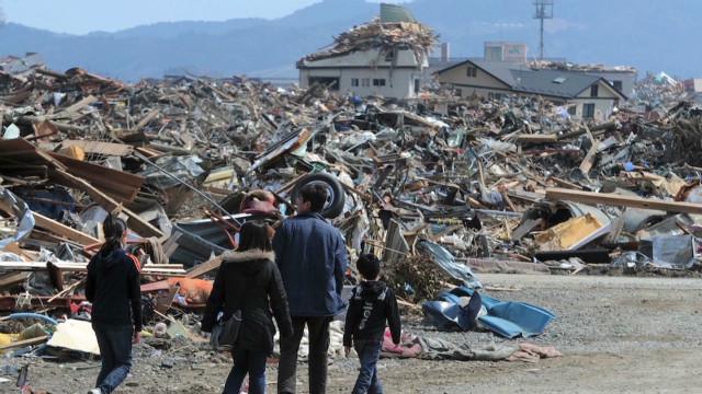 Japón se enfrenta a décadas para la reconstrucción tras el terremoto