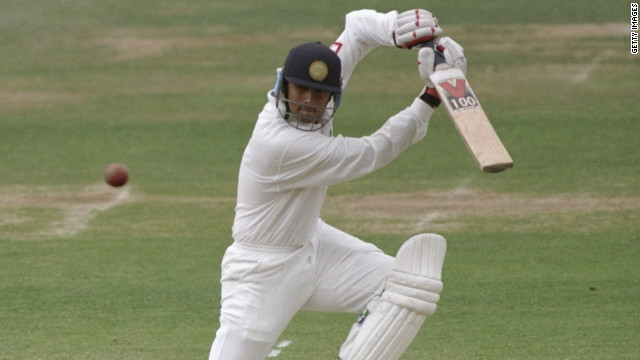Rahul Dravid made his Test debut for India in 1996 against England at Lord's. He made a fantastic start, scoring an impressive 95.