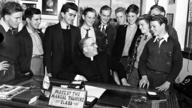 Case of Boys Town founder shows long road to making a saint
