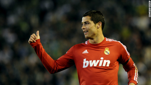Cristiano Ronaldo added another two goals to his La Liga tally in Real Madrid's win at Real Betis.