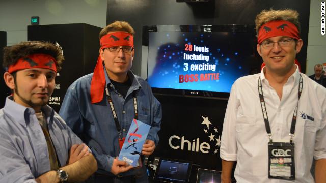 Chile apuesta a la industria del videojuego