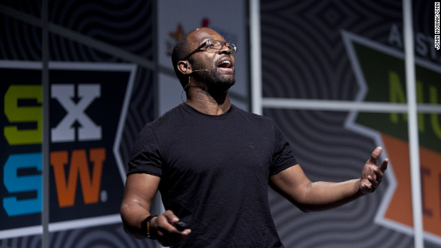 Baratunde Thurston, editor at The Onion and author of