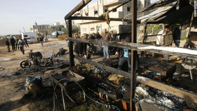 Aumentan los muertos por ataques entre Gaza e Israel